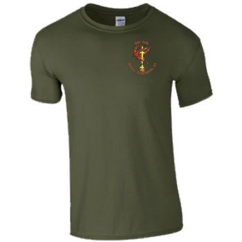 591 EOD Embroidered T-shirt